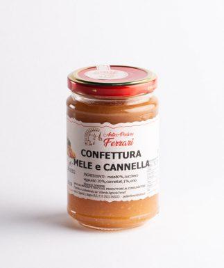 confettura artigianale mela e cannella caseificio san simone